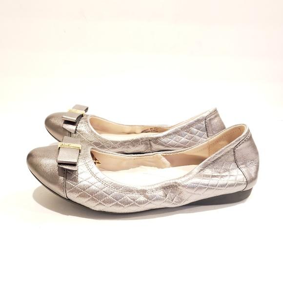 86f0b42ce Cole Haan Shoes | Elsie Ballet Flat Size 8 Womens | Poshmark